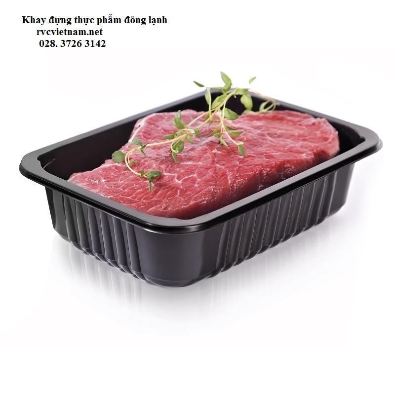 hộp nhựa đựng thực phẩm đông lạnh